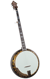 Flinthill FHB-297 Traditional 5-String Resonator Banjo - Flat Head