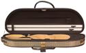Baker Street BK-4000 Deluxe Violin Case - Half Moon
