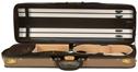 Baker Street BK-4010 Deluxe Violin Case - Oblong