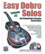 Easy Dobro Solos Volume 1 - Dobro - Musician's Workshop