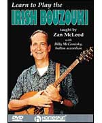 Learn To Play The Irish Bouzouki