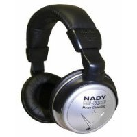 NADY Noise Cancelling Headphones