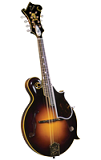 KM-5000 Kentucky Master Bill Monroe F-Model Mandolin - Bluegrass Instruments