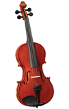Anton Breton AB-01 Student Violin Outfit - Bluegrass Instruments