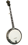 Gold Star GF-200-1952 Professional 5-String Banjo - Bow Ties - Bluegrass Instruments