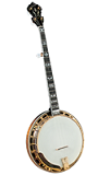 Gold Star GF-300-FE Professional 5-String Banjo - Flying Eagle - Bluegrass Instruments