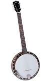 Rover RB-115G Student 6-String Banjo - Bluegrass Instruments