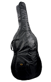 Superior C-3910 Trailpak I Bass Gig Bag - 3/4 Size - Bluegrass Cases & Gig Bags