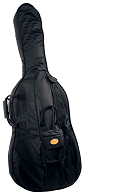 Superior C-3920 Trailpak II Bass Gig Bag - 3/4 Size