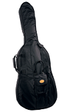 Superior C-3920 Trailpak II Bass Gig Bag - 3/4 Size - Bluegrass Cases & Gig Bags