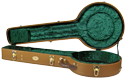 Superior CD-2530 Deluxe Hardshell 5 String Resonator Banjo Case - Bluegrass Cases & Gig Bags