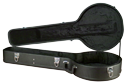 Carrion C-2901 Black Hardshell 5-string Resonator Banjo Case - Bluegrass Cases & Gig Bags