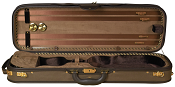 Baker Street BK-4020 Luxury Violin Case - Oblong