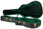 Superior CD-1510 Deluxe Hardshell Dreadnaught Acoustic Guitar Case - Bluegrass Cases & Gig Bags