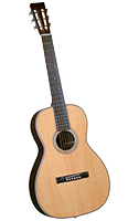 Blueridge BR-361 Historic Series Parlor Guitar - Bluegrass Instruments