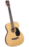 Blueridge BR-42 Contemporary Series Acoustic 12-fret 000 Guitar - Bluegrass Instruments