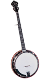 Gold Star GF100 Professional 5-String Resonator Banjo