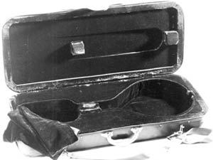 Featherweight A Style Mandolin Case