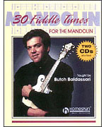 30 Fiddle Tunes for Mandolin