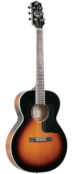 The Loar Small Body Acoustic LH-200