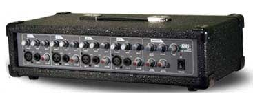 SHS 4 Channel Powered Mixer