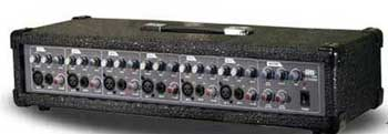 SHS 6 Channel Powered Mixer