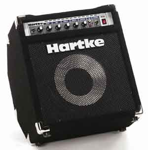 Hartke 35 Watt Bass Amplifier