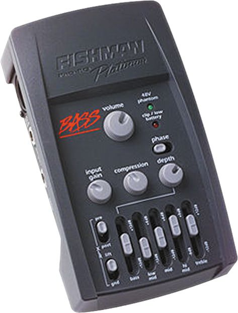 fishman pro eq platinum bass preamp fishman pickups bluegrass music electronics bass pickups. Black Bedroom Furniture Sets. Home Design Ideas
