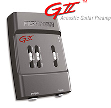 Fishman GII Acoustic Instrument PreAmp