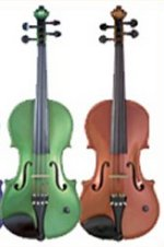 Barcus Berry Chromatic Acoustic/Electric Violin/Fiddle