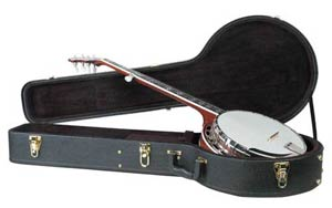 Guardian Hardshell Banjo Case