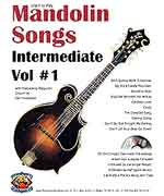 Intermediate Mandolin Songs Vol 1