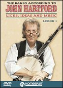 Banjo According to John Hartford - 2 DVD Set