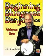 Beginning Bluegrass Banjo Volume 1