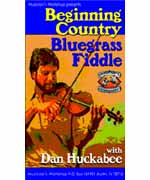 Beginning Bluegrass Country Fiddle
