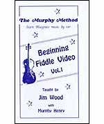 Murphy Method Beginning Fiddle Vol. 1