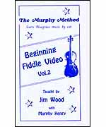 Murphy Method Beginning Fiddle Vol. 2