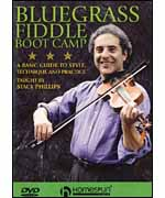 Bluegrass Fiddle Boot Camp - 2 DVD's