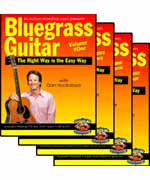Bluegrass Guitar Set