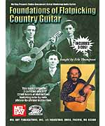 Foundations of Flatpicking Country Guitar