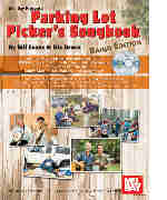 Parking Lot Pickers Songbook Banjo Edition