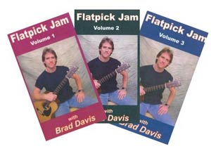 Flatpick Jam Set with Brad Davis