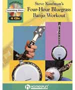 Steve Kaufman's 4-Hour BG Banjo Workout
