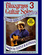 Bluegrass Guitar Solos That Every Parking Lot Picker Should Know Vol. 3