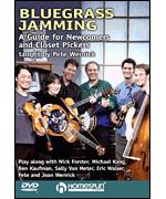 Bluegrass Jamming DVD