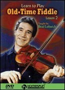 Learn To Play Old Time Fiddle 2 DVD Set