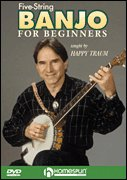 Five String Banjo For Beginners