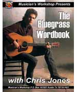 Books Dvd 39 S Bluegrass Wordbook Musicians Workshop