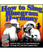 Bluegrass Harmony 3