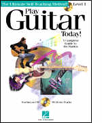 Play Guitar Today - Level 1